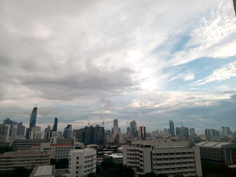 Μπανγκόκ σήμερα στοκ εικόνες