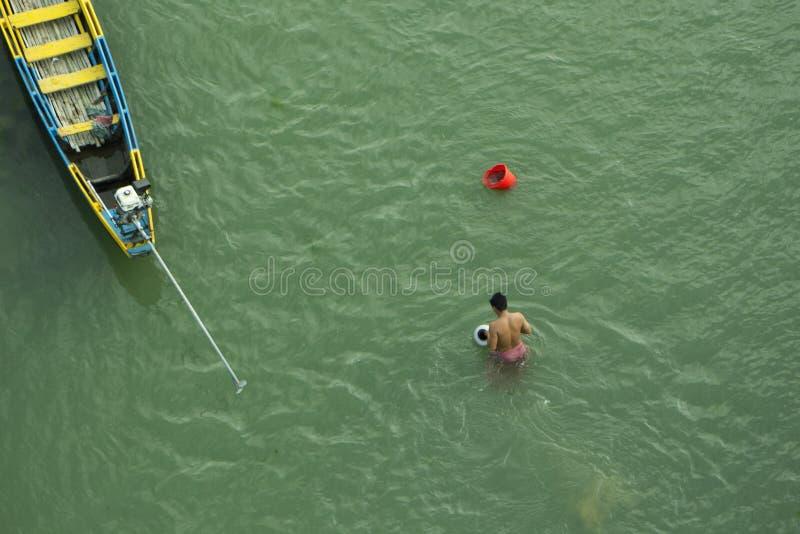 Μπανγκλαντές bandarban στοκ φωτογραφία