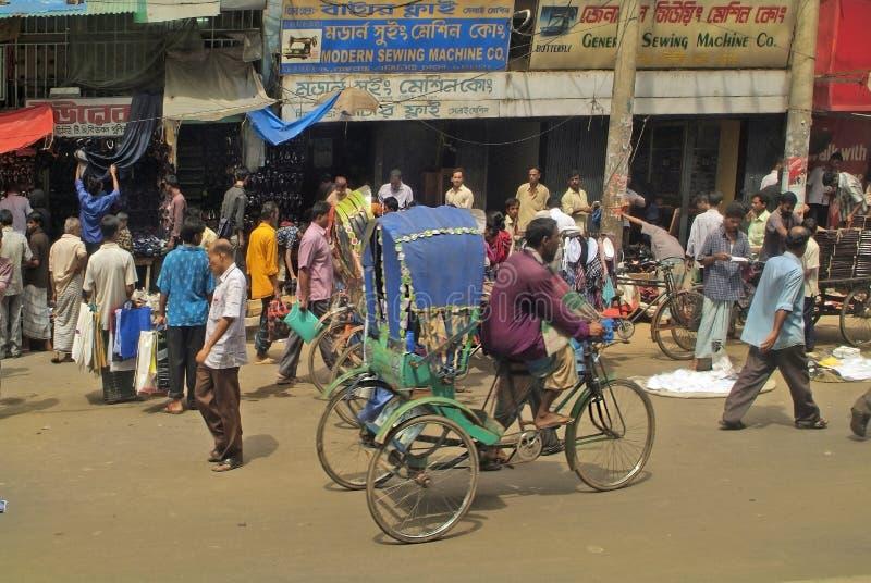 Μπανγκλαντές, Dhaka στοκ εικόνα με δικαίωμα ελεύθερης χρήσης