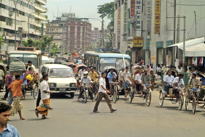 Μπανγκλαντές, Dhaka, στοκ φωτογραφία με δικαίωμα ελεύθερης χρήσης