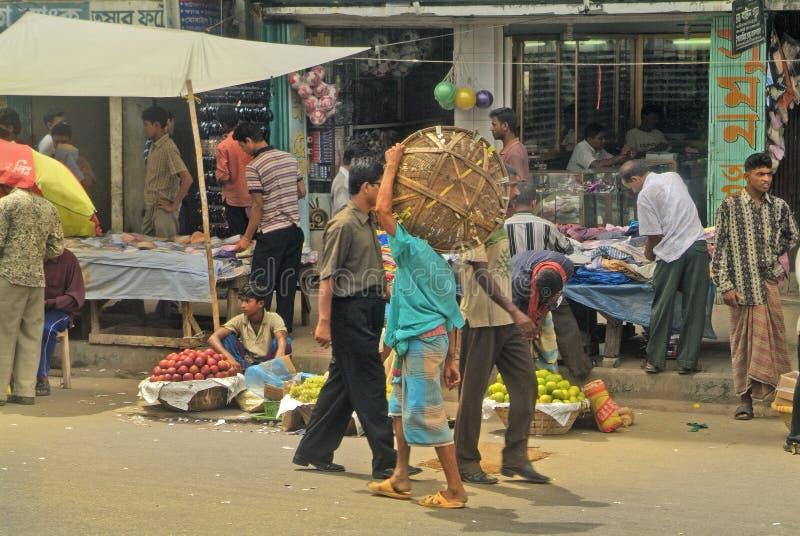 Μπανγκλαντές, Dhaka στοκ φωτογραφία με δικαίωμα ελεύθερης χρήσης