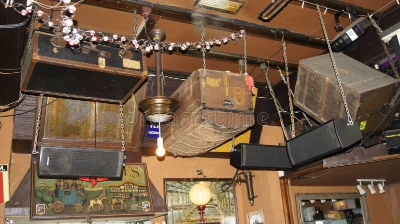 Μπαρ της Μαγιόρκα στοκ φωτογραφία
