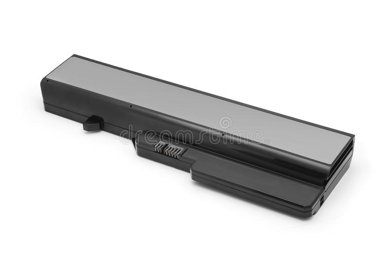 Μπαταρία lap-top στοκ φωτογραφία με δικαίωμα ελεύθερης χρήσης