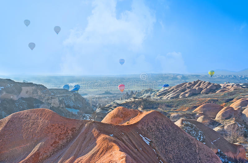 μπαλονιών στοκ φωτογραφία