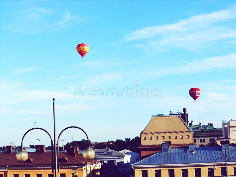 μπαλονιών στοκ φωτογραφία με δικαίωμα ελεύθερης χρήσης