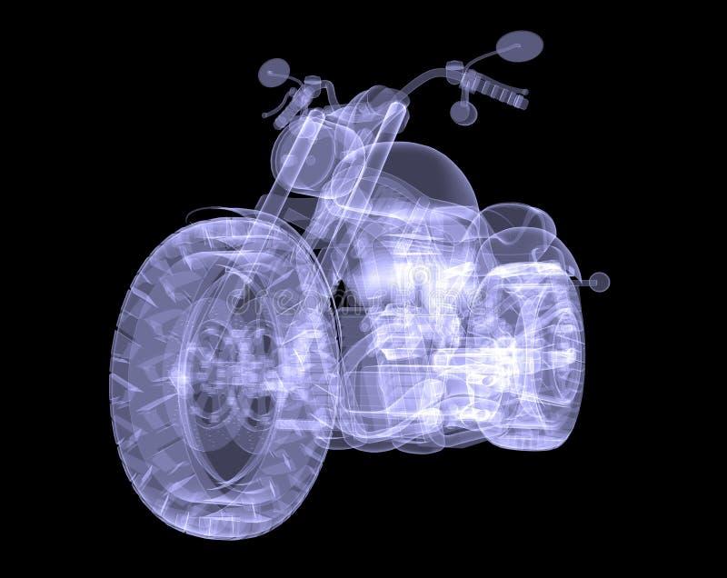 Μπαλτάς. Η ακτίνα X δίνει διανυσματική απεικόνιση