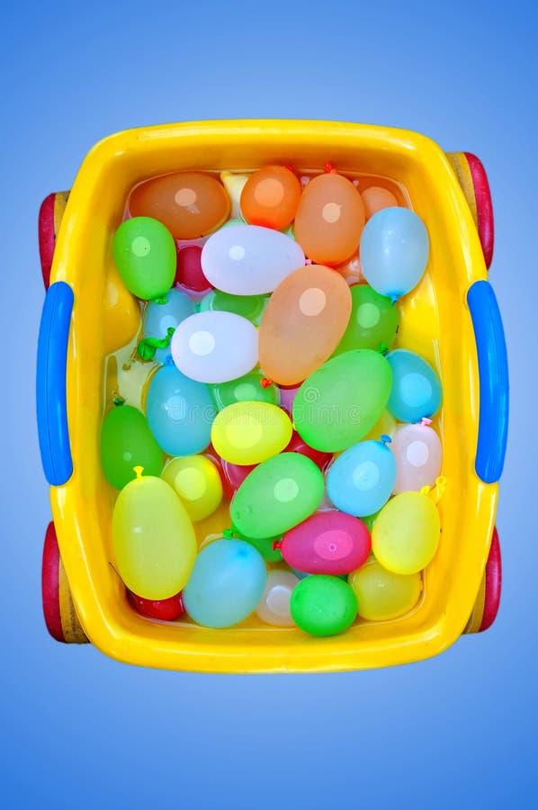 Μπαλόνια νερού στοκ εικόνες