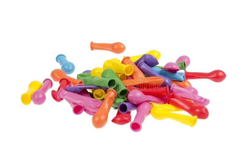Μπαλόνια Colorfull στοκ εικόνες με δικαίωμα ελεύθερης χρήσης