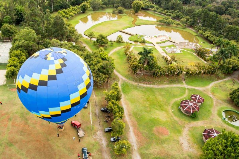 Μπαλόνι Minas Gerais αύξησης στοκ εικόνες