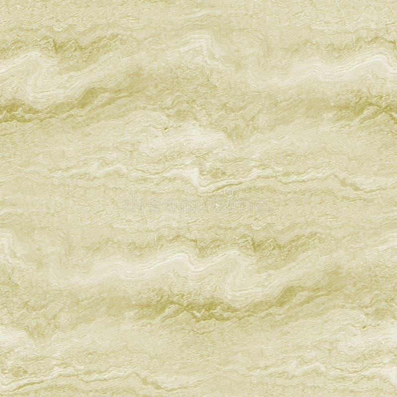 Μπεζ μαρμάρινη σύσταση - άνευ ραφής υπόβαθρο ελεύθερη απεικόνιση δικαιώματος