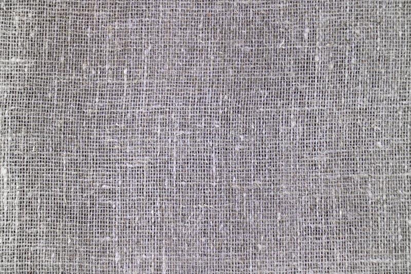 Μπεζ burlap σύστασης υποβάθρου υφάσματος γιούτα, λινάρι και κάνναβη στοκ εικόνες με δικαίωμα ελεύθερης χρήσης