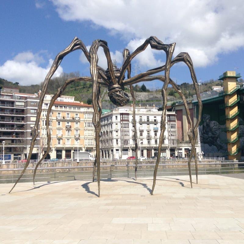 Μπιλμπάο, Ισπανία στοκ φωτογραφία με δικαίωμα ελεύθερης χρήσης