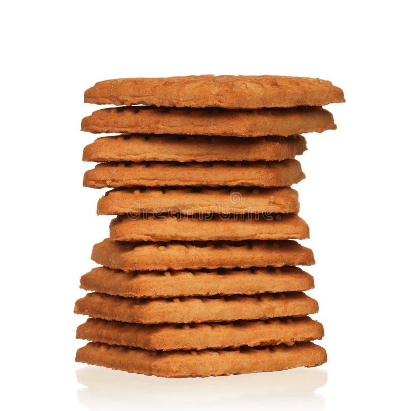 μπισκότα εύγευστα στοκ εικόνες
