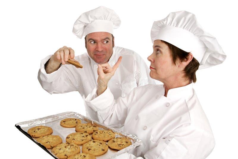 μπισκότα κανένα εσείς στοκ φωτογραφίες με δικαίωμα ελεύθερης χρήσης