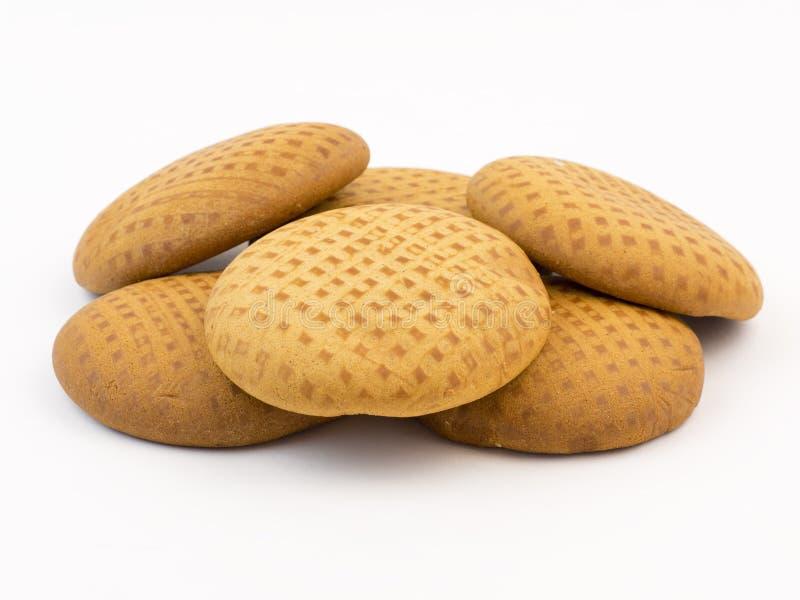 Μπισκότα μελοψωμάτων στοκ φωτογραφία με δικαίωμα ελεύθερης χρήσης