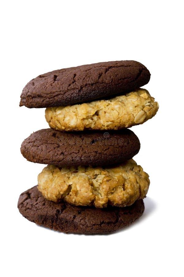 μπισκότα σπιτικά στοκ φωτογραφία με δικαίωμα ελεύθερης χρήσης