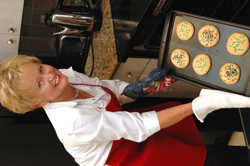 μπισκότα ψησίματος στοκ φωτογραφία με δικαίωμα ελεύθερης χρήσης