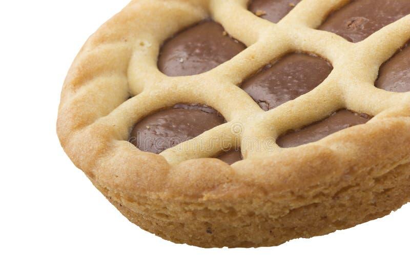 μπισκότα δύο σοκολάτας στοκ εικόνες με δικαίωμα ελεύθερης χρήσης