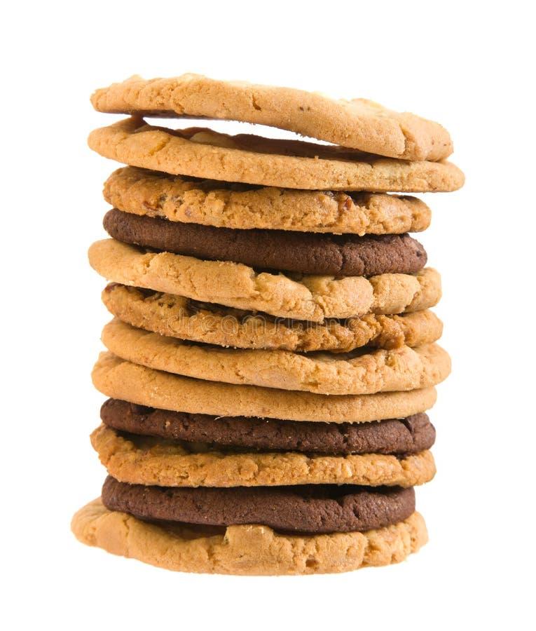 Download μπισκότα στοκ εικόνα. εικόνα από υψηλός, τύποι, τσιπ - 17057349