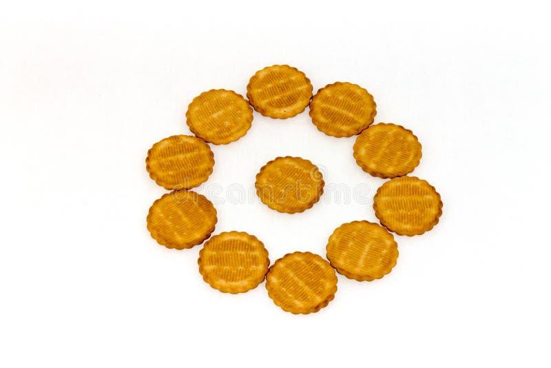 μπισκότα στοκ εικόνα