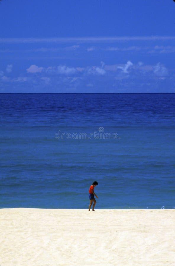 μπλε αγόρι κάτοικος της Χ στοκ εικόνα με δικαίωμα ελεύθερης χρήσης