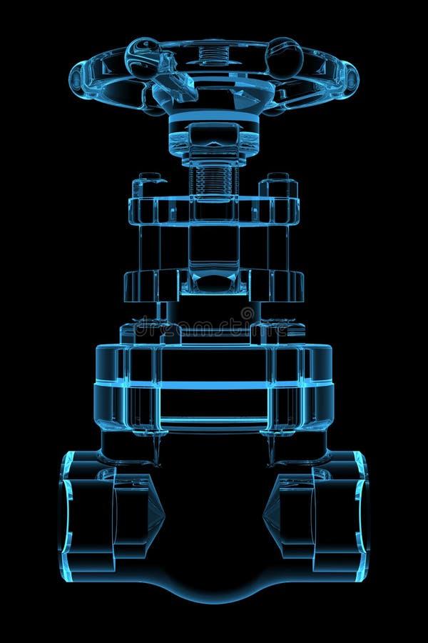 μπλε ακτίνα που δίνεται τ&eta απεικόνιση αποθεμάτων