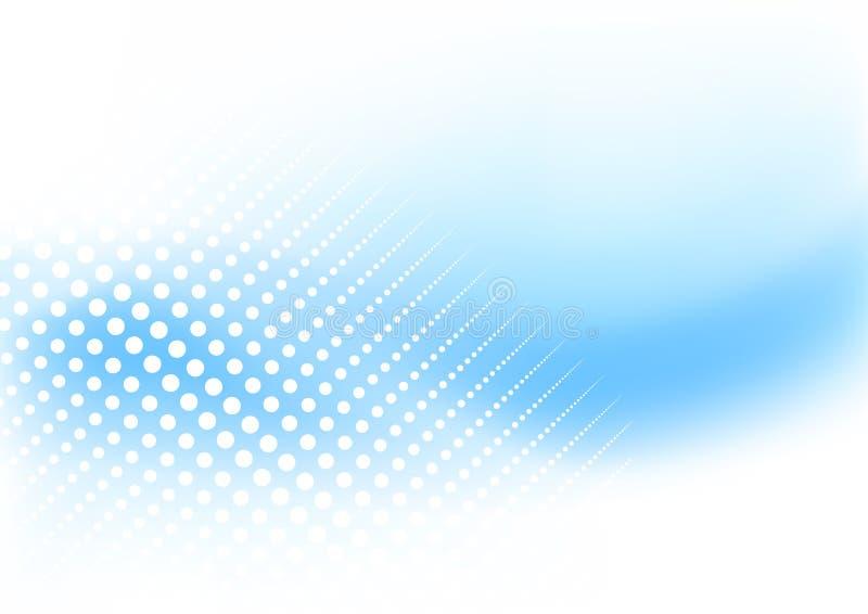 μπλε ανασκόπησης διανυσματική απεικόνιση