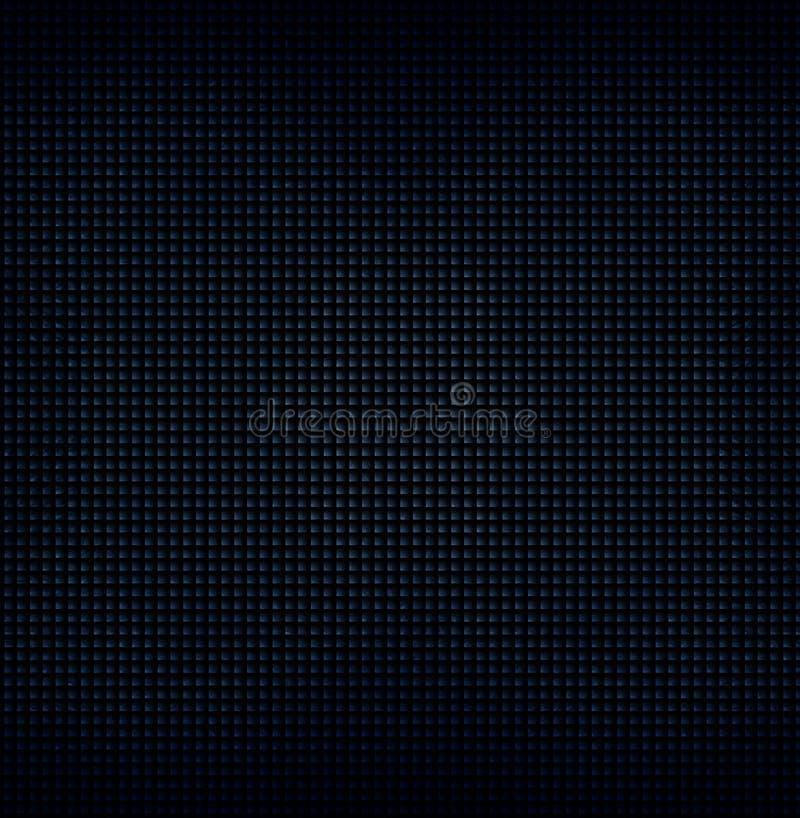 Μπλε αφηρημένη ανασκόπηση σύστασης ελεύθερη απεικόνιση δικαιώματος
