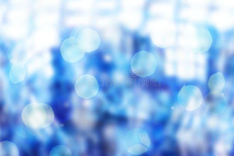 Μπλε αφηρημένη ανασκόπηση στοκ εικόνα