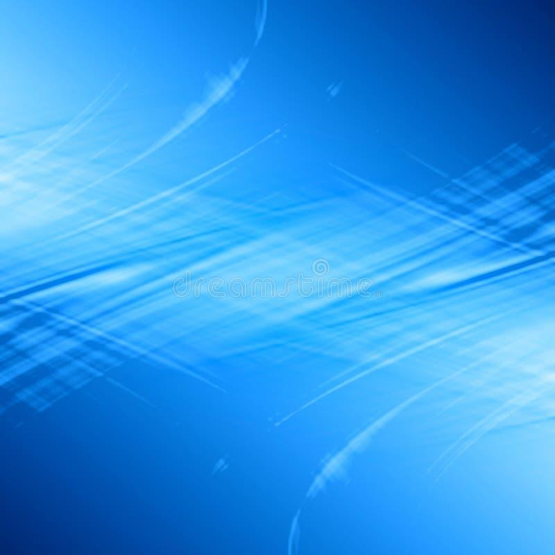 Μπλε αφηρημένη ανασκόπηση απεικόνιση αποθεμάτων