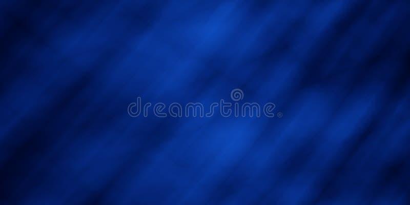 Μπλε αφηρημένο ασυνήθιστο ευρύ σχέδιο σκηνικού επιγραφών ελεύθερη απεικόνιση δικαιώματος