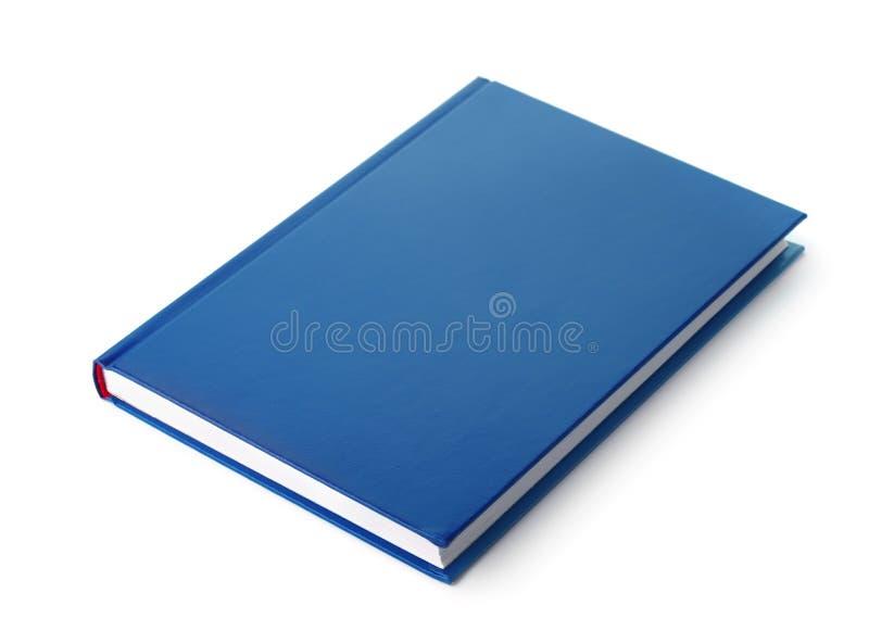μπλε βιβλίο hardcover στοκ εικόνα με δικαίωμα ελεύθερης χρήσης