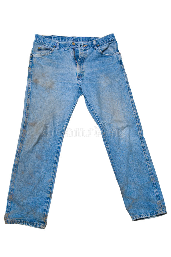 μπλε βρώμικα πόδια τζιν που διαδίδονται στοκ φωτογραφίες