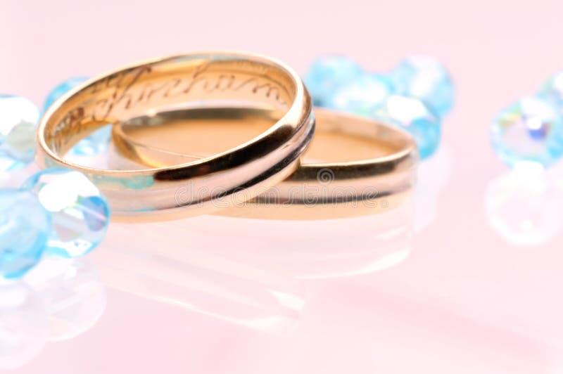 μπλε γάμος στοκ φωτογραφία με δικαίωμα ελεύθερης χρήσης