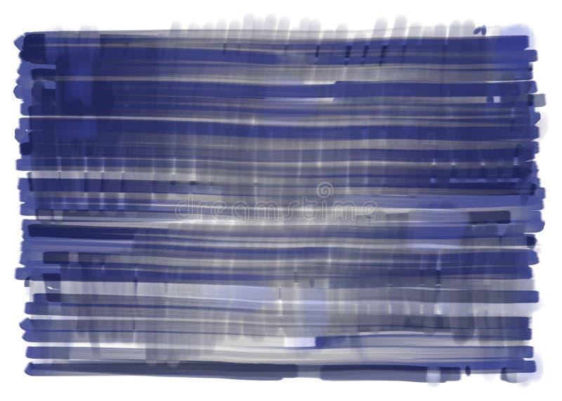Μπλε γκρίζο υπόβαθρο χρώματος ελεύθερη απεικόνιση δικαιώματος