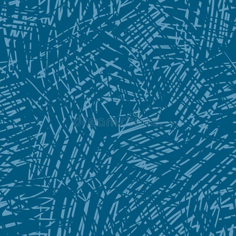 μπλε γρατσουνιές διανυσματική απεικόνιση