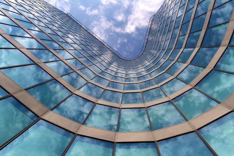 μπλε γραφείο στοκ φωτογραφία με δικαίωμα ελεύθερης χρήσης