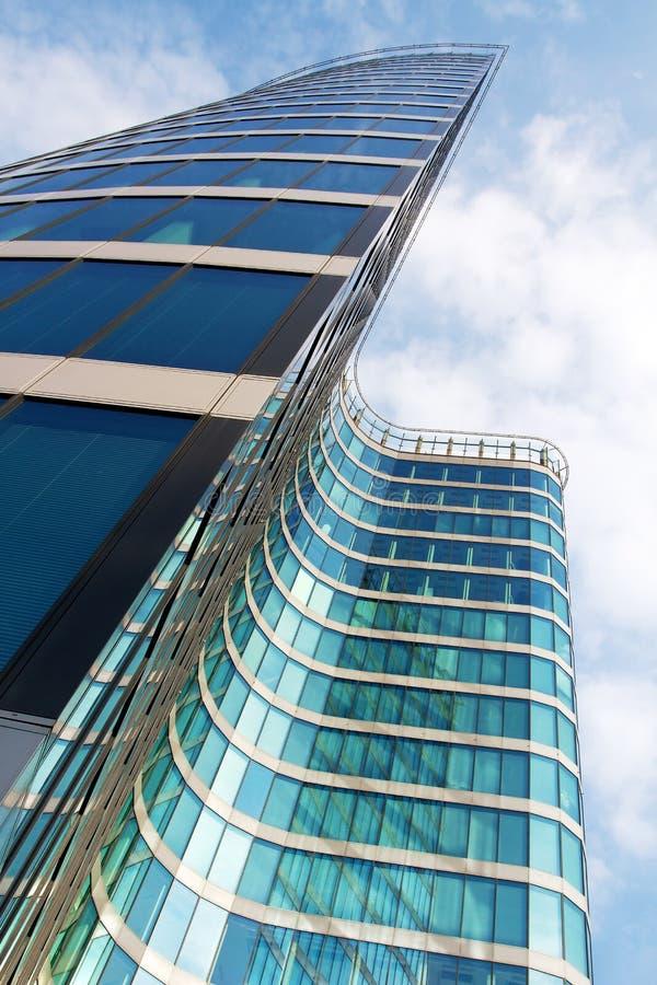 μπλε γραφείο στοκ εικόνα με δικαίωμα ελεύθερης χρήσης