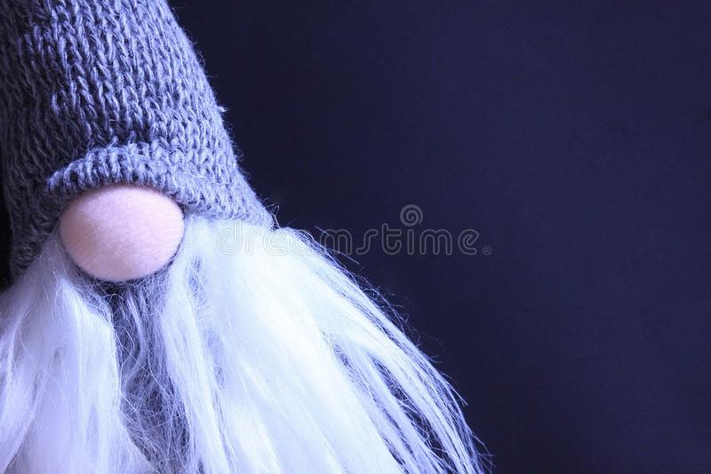 μπλε γυαλί σύνθεσης Χριστουγέννων μπιχλιμπιδιών Υπόβαθρο διακοπών Χριστουγέννων στοκ εικόνες