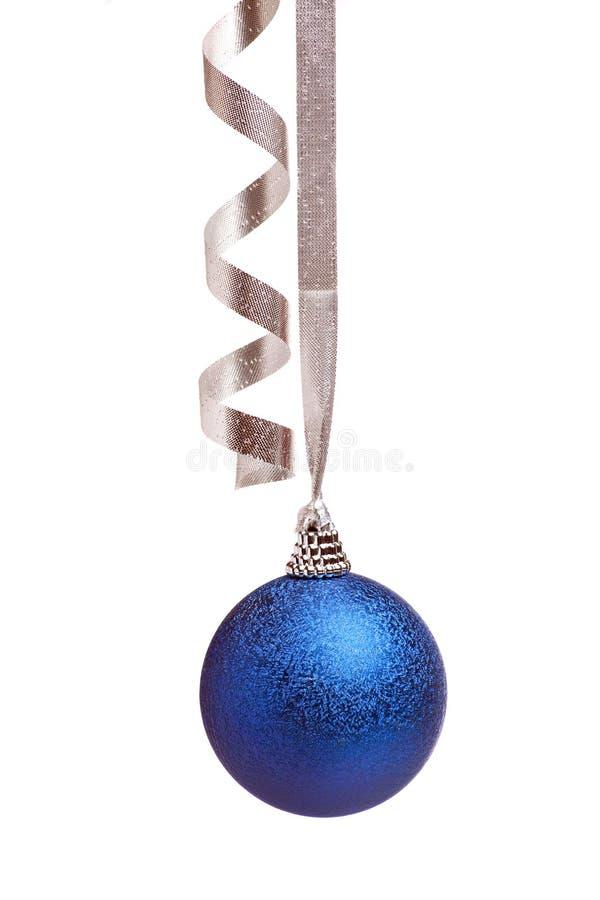 μπλε διακόσμηση chistmas στοκ φωτογραφίες με δικαίωμα ελεύθερης χρήσης