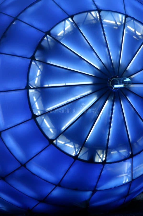 μπλε δομή πορτρέτου στοκ εικόνα με δικαίωμα ελεύθερης χρήσης