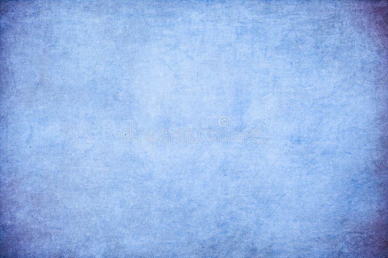 Μπλε εκλεκτής ποιότητας έγγραφο με το διάστημα για το κείμενο ή την εικόνα διανυσματική απεικόνιση
