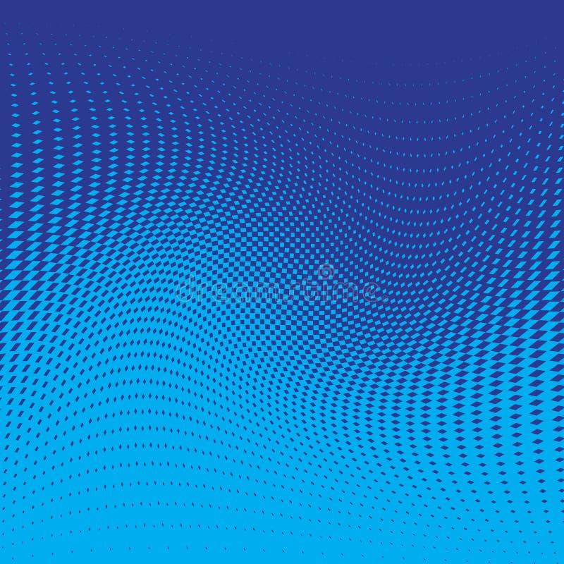 μπλε επίδραση ανασκόπηση&sig επίσης corel σύρετε το διάνυσμα απεικόνισης διανυσματική απεικόνιση