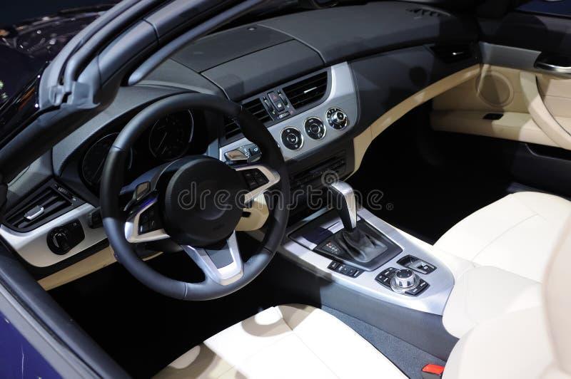 Download μπλε εσωτερικό αυτοκιν στοκ εικόνες. εικόνα από έννοια - 17057692