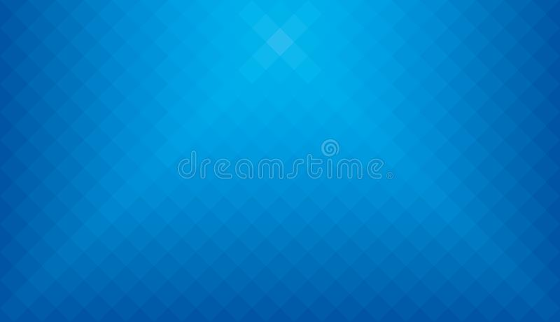 Μπλε ευρύ webpage οθόνης ή αφηρημένο υπόβαθρο επιχειρησιακής παρουσίασης διανυσματική απεικόνιση