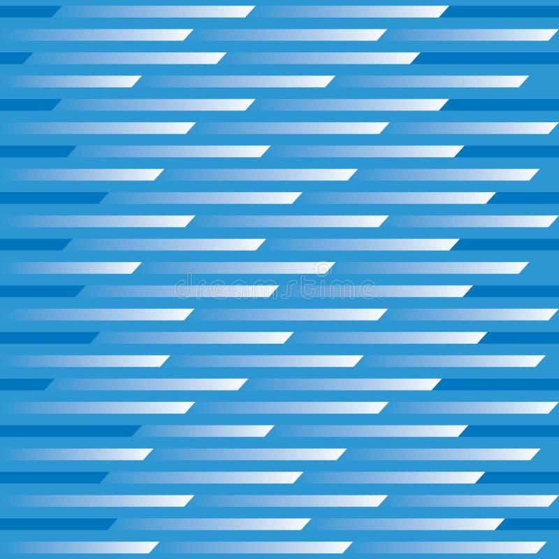 μπλε ζουμ προτύπων απεικόνιση αποθεμάτων