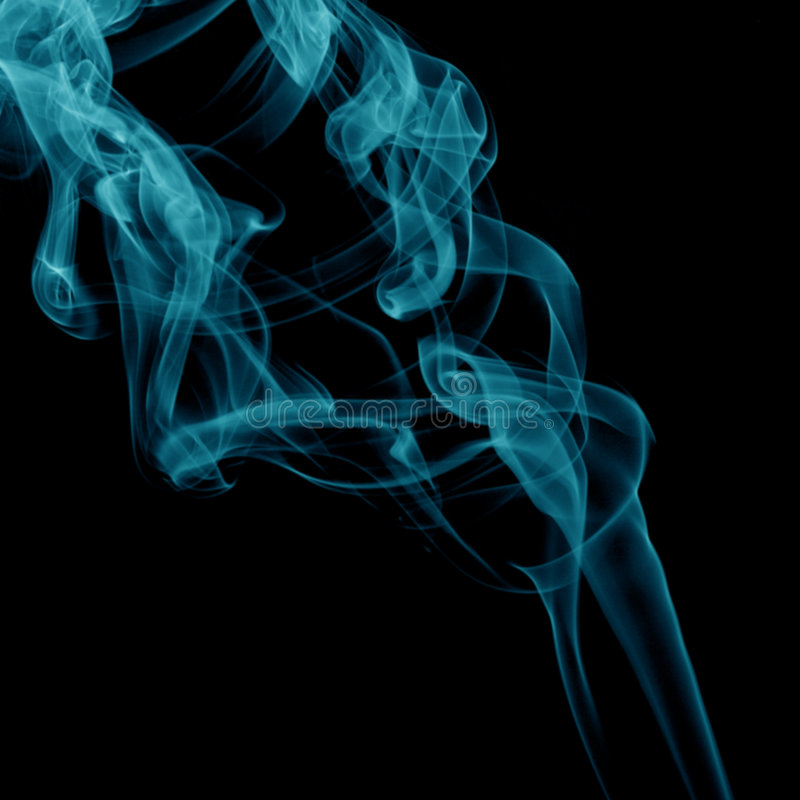 Download μπλε καπνός στοκ εικόνα. εικόνα από curvy, desktop, ιδέα - 1544573