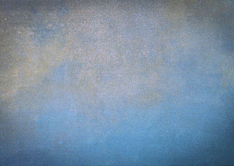 Μπλε κατασκευασμένο σχέδιο υποβάθρου για την ταπετσαρία διανυσματική απεικόνιση