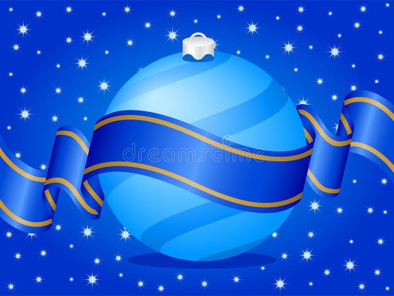μπλε κορδέλλα Χριστου&gamm ελεύθερη απεικόνιση δικαιώματος