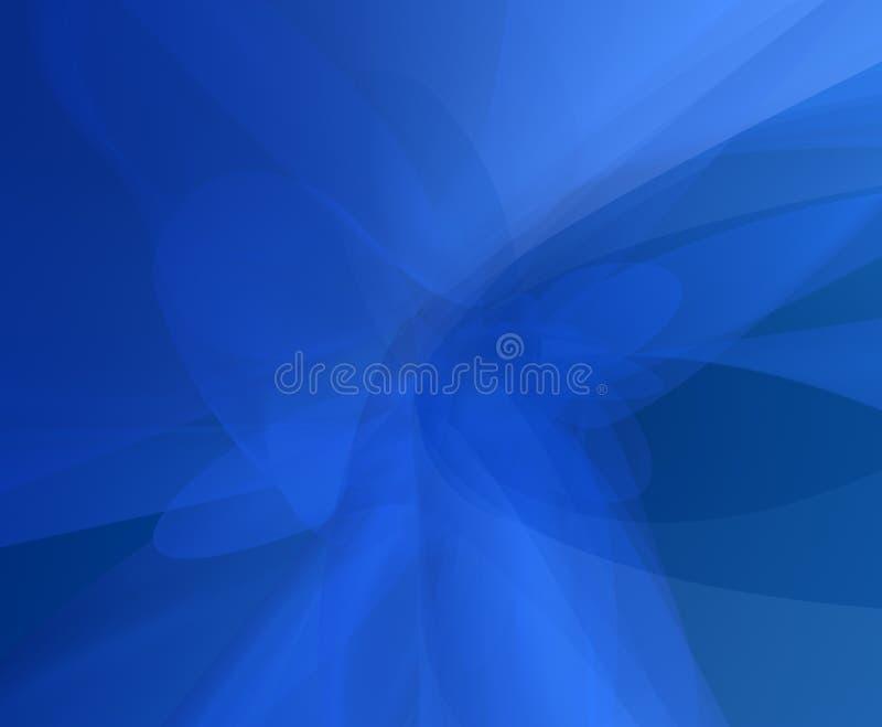 μπλε κυματισμός μαλακός ελεύθερη απεικόνιση δικαιώματος